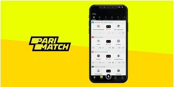 Enjoy real money action with PariMatch App